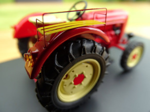 Porsche Traktor Blog