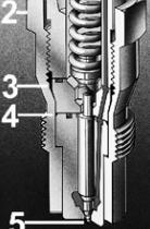 Bosch Einspritzduese pruefen