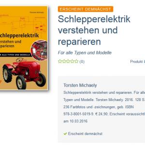 Tankgeber Porsche Traktor
